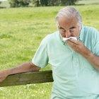 Tratamiento para la tos seca de las alergias