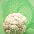 ¿Cuál es el índice glicémico del coliflor?
