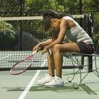 Debilidad muscular en atletas