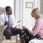 Síntomas de trastornos de tiroides en mujeres