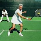 Qué causa  dolor muscular en la zona lumbar y caderas cuando se juega al tenis