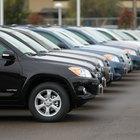 Cómo reiniciar el aviso de cambio de aceite de una 2010 Toyota Highlander