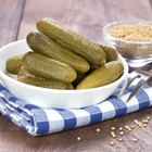 The Advantages of Pickling Foods