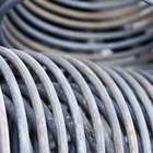 Cómo endurecer alambres de resorte