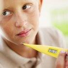 Usos de un termómetro clínico