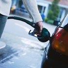 Cómo reparar un tanque de plástico de gasolina