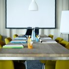How to Set up Conference Rooms
