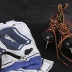 Homemade Solution for Killing Bacteria on Hockey Gear