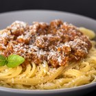 Calories in Meat Sauce