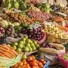¿Puedes aumentar de peso con una dieta de frutas y verduras?