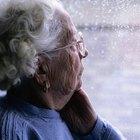 ¿Qué ocasiona las alucinaciones en pacientes con principios de demencia?