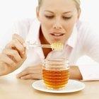 Mascarilla de miel para el acné