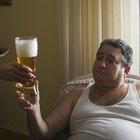 Los efectos malos de la cerveza