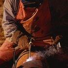 Cómo hacer una soldadura TIG con bronce silicio