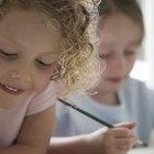 Información sobre cómo el arte ayuda a la conducta de los niños desfavorecidos
