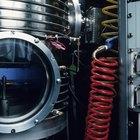 Componentes de la cinta de magnesio