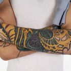 La mejor parte de tu cuerpo para hacerte un tatuaje