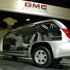 Problemas con el velocímetro de un GMC Envoy