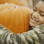 Juegos infantiles para un festival de otoño
