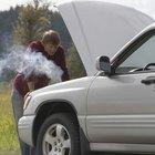 ¿Cuáles son las causas de humo negro en motores Detroit Diesel?