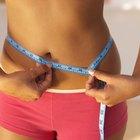 Cómo reducir tu tamaño de cintura sin pérdida de peso