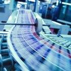 ¿Qué son los productos industriales?