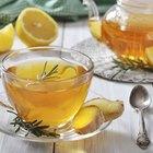 ¿Puede el té de jengibre afectar las medicaciones para la presión arterial alta?