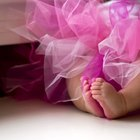 Decorating With Tulle for Baby Showers