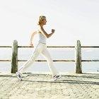 Cuántas calorías se queman al correr una milla