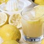 Beneficios del jugo de limón puro