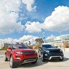 Cómo programar el llavero electrónico de un Range Rover