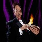 Cómo hacer papel inflamable para magos