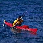 Juegos para enseñar las técnicas de kayak