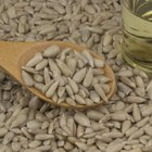 Vitamins in Sunflower Seeds