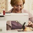 Cómo reemplazar la correa de una máquina de coser a pedal