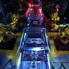Los robots en la industria automotriz
