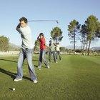 Diferencias entre pelotas de espuma y plástico para prácticas de golf