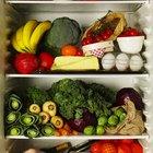 Lista de alimentos altos en fibra, hierro y calcio