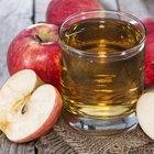 Índice glucémico y jugo de manzana