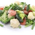 4 Ways to Compare Fresh Versus Frozen Vegetables