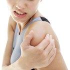 Terapia de calor y frío para el hombro