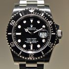 Open a Rolex Submariner