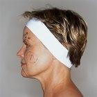 Ejercicios después de una cirugía estética facial