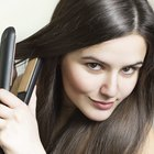 How to Keep Hair Healthy While Straightening