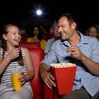 ¿Cuántas calorías tienen las palomitas de maíz del cine sin mantequilla?
