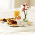 Desayunos saludables para personas con obesidad