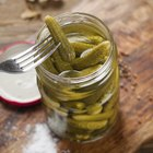 Pickles and Gluten
