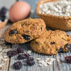 Oatmeal Raisin Cookies Without Baking Soda