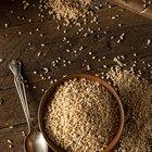 A List of Fiber-Rich & Whole Grain Foods
