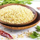 Bulgur Vs. Farro
